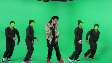 Music video Shoot Travis McCoy - Gym Class Heros